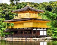 Kinkakuji Temple - Kyoto